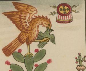 Detalle del Manuscrito Tovar