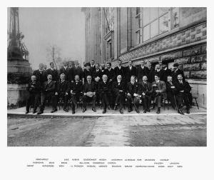 Segunda Conferenca Solvay ,1913.