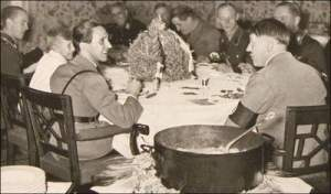 Hitler dieta vegetariana