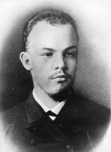 Lenin estudiante