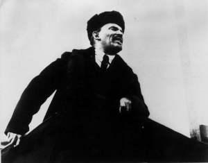 Lenin, revolucionario.