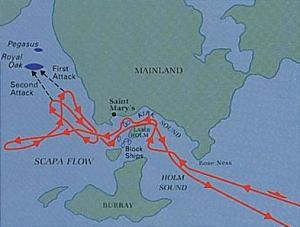 Batalla de Scapa Flow