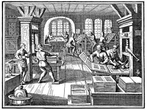 El taller de Gutenberg