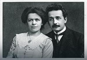 Einstein y Mileva Maric, condiciones