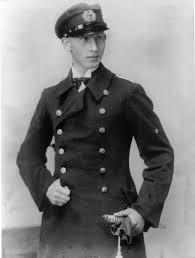 Heydrich como oficial de la armada