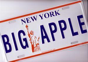 """Por qué a Nueva York se le conoce como """"La Gran Manzana""""."""
