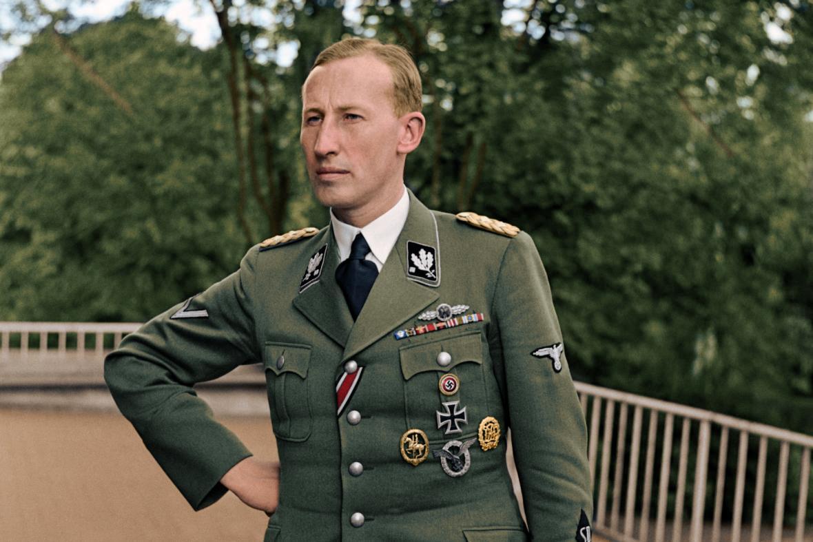 Resultado de imagen para Fotos de Reinhard Heydrich