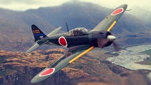 Cuando un civil derribó un Zero japonés.