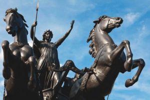 Boudica, enemiga de Roma