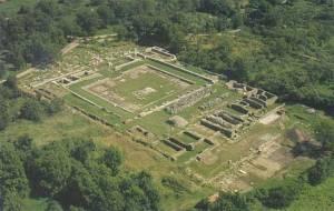 Fortaleza romana en Xanten