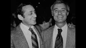 Harvey Milk y George Moscone, amigos de Jim Jones