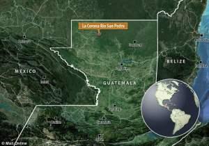 La Corona, ciudad perdida maya