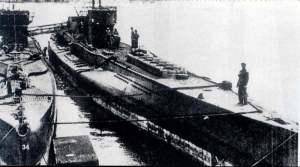 La última misión del submarino U-234, y de su valiosa carga.