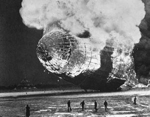 Desastre del Hindenburg, posible sabotaje