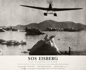 S_O_S_iceberg Ernst Udet