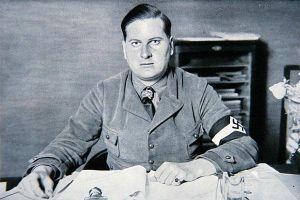 Baldur von Schirach, creador de las Juventudes Hitlerianas.
