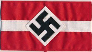 Brazalate de las Juventudes Hitlerianas
