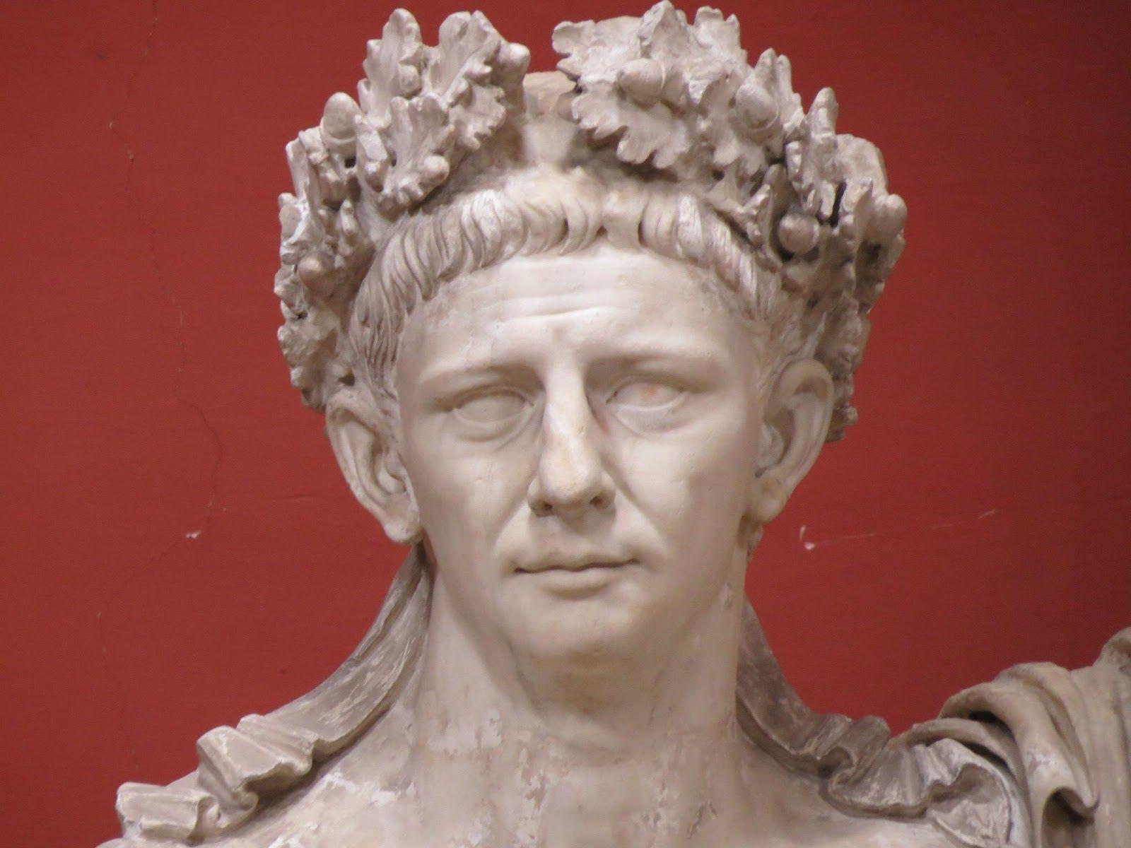 Resultado de imagen para Fotos de Claudio, emperador de Roma