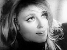 La actriz Sharon Tate.