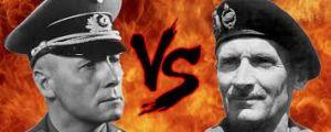 Montgomery vs Rommel