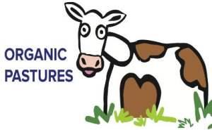 Organic pastures logo