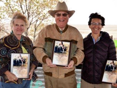 2017 Cienega Watershed Partnership Wall of Honor Recipients