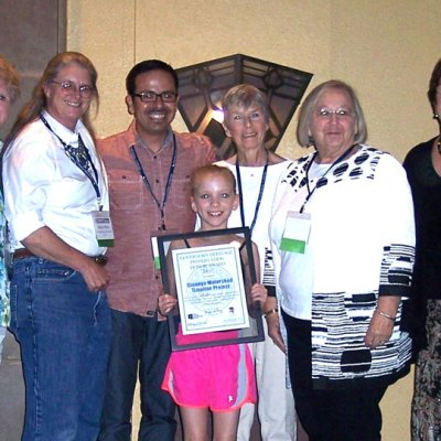 Cienega Watershed Timeline Project Receives Governor's Heritage Preservation Honor Award