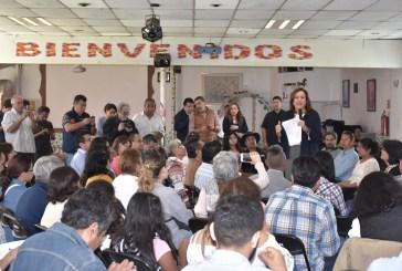 Margarita Zavala se compromete a regresar seguridad a mujeres