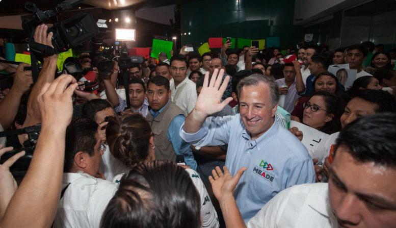 Meade alista arranque de campaña en Mérida