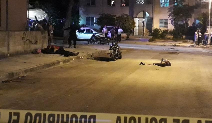 Dos ejecutados más en Cancún
