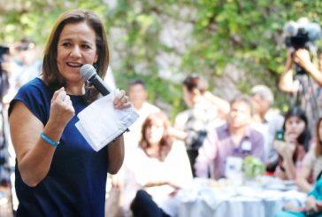 Margarita Zavala se retiró de la contienda electoral por la Presidencia de México.