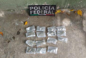 Detienen a presunto narcomenudista de Playa del Carmen