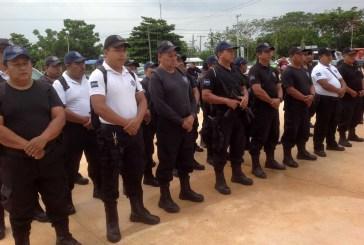 """Policías cardenenses inconformes con Fortaseg; acusan """"agandalle"""" de jefes"""