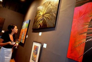 Inauguran la muestra Municipal de Artes Visuales 2018