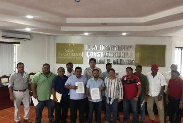 Conjuran paro laboral en Ayuntamiento OPB