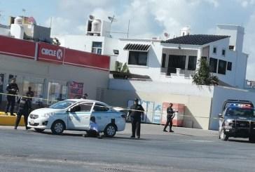 Balacera deja un muerto y dos heridos en Playa del Carmen