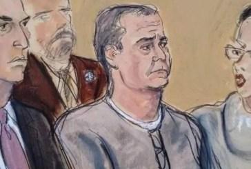 EEUU da pruebas contra García Luna de vínculo con Cártel de Sinaloa