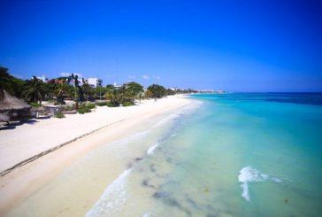 Reapertura de playas en Solidaridad será controlada