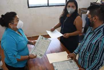 El DIF municipal y el Registro Civil continúan brindando certeza jurídica a menores