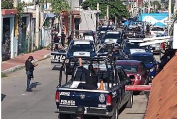 Peliculesca persecución en Chetumal deja dos detenidos