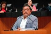 Salgado Macedonio propone encarcelar a Cabeza de Vaca, Alfaro y Aureoles, para pacificar México; en redes lo apoyan