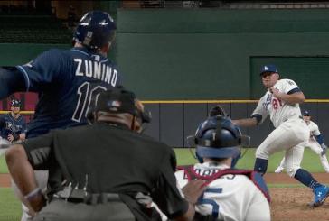 Pitcheo intratable de Kershaw da a los Dodgers su primera victoria en la Serie Mundial