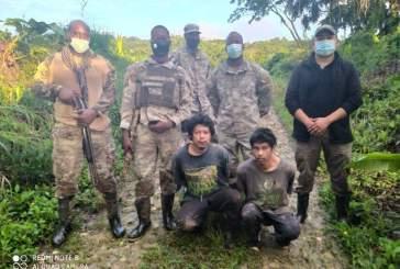 Faltan capturar a 3 fugitivos de Hatieville en Belice