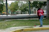 Labor permanente de brigadas de limpieza en Puerto Aventuras