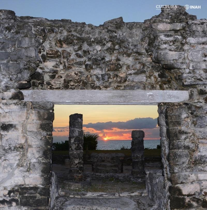 Reabrieron 24 zonas arqueológicas del país, entre ellas Tulum y Cobá