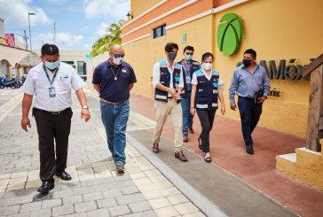 Se prepara Cozumel para reactivación de la industria de cruceros