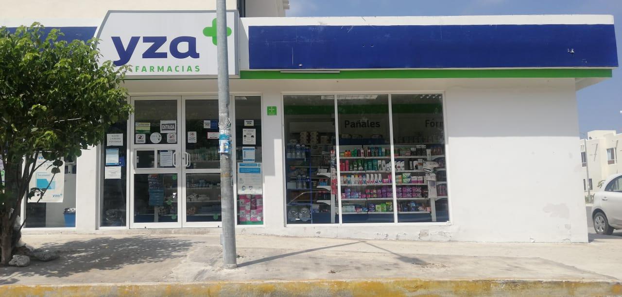 Asaltan una farmacia en Villas del Sol, ante la imparable la ola de atracos violentos a negocios