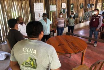 Uxuxubi buscará acceder a recursos para el desarrollo ecoturístico