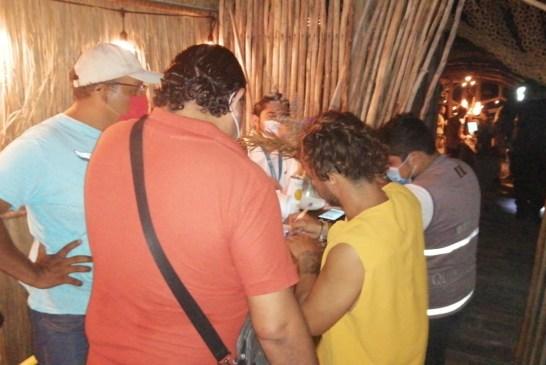 Clausuran negocio en la costera de Tulum por superar aforo permitido