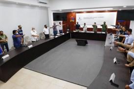 Instala gobierno de Pedro Joaquín el Comité Municipal para la Atención de Fenómenos Hidrometeorológicos 2021